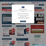 20% off Everything @ PowerBulbs