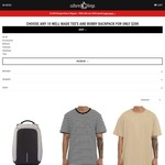Culture Kings 10 T-Shirts and Backpack for $200
