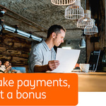 ING - Set up and Make 2 Bill Payments from Your Orange Everyday Account by BPAY by 31 July - $25 BONUS