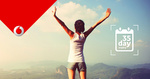 Vodafone $40 Pre-Paid Start Pack (Unlimited Calls & Text + 6GB / 35 Day) - Half Price $20