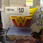 Darth Vader and Wonder Woman Bluetooth Speakers $10 at Target