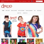 Deezo Kids The Happy Fashion Offer 20% Discount on All Order This Week