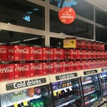 Coca Cola No Sugar $8 24can Short Dated @ Pyrmont Coles Sydney