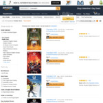 [Kindle/Comixology] Overwatch: 15 Digital Comics FREE, Dark Space Trilogy by Jasper Scott @ Amazon