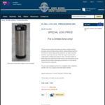 19l Ball Lock Keg $105 + $10.63 Metro Shipping or Free Shipping over $200 @ Kegking