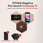 Win a MagWallet Worth $102 or 1 of 3 MagCases Worth $64 from PITAKA