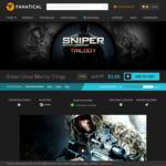 [PC Steam] Sniper: Ghost Warrior Trilogy USD $1 (Was USD $19.99) @ Fanatical