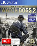 [PS4] Watch Dogs 2 Gold Edition $19 @ EB Games