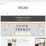 Click Frenzy 20% off All Full Priced Items @ SPLOSH