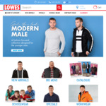 10% off at Lowes Online Purchase