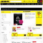 Buy 2 Get 1 Free TV Shows Single Season on Blu-Ray & DVD @ JB Hi-Fi