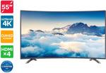 """Kogan 55"""" Curved 4K LED TV (Series 9 MU9500) $539 Delivered @ Kogan"""