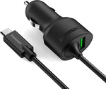Tronsmart 33W QC 3.0 & Type-C Car Charger $8.99 US (~$12.18 AU) Delivered @ GeekBuying