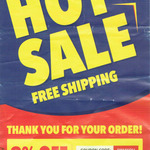8% off and Free Shipping @ Tmart