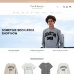 Tim & Gerrys Kids Streetwear Boutique - 15% off Storewide with Code - Free Australia Domestic Shipping for Orders over $100