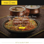 [NSW] All You Can Eat Indian Lunch Buffet $14.90 @ Hungry Indian Ryde [All 7 Days 11.30AM to 3PM]