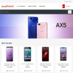 10% off AU Stock Mobile Phones Sitewide + Free Shipping (Eg: Samsung S9 $899, S9+ $1106, Huawei P20 Pro $898) @ Auditech