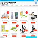 70% off 3in1 Turning Fruit & Vegetable Slicer - $9 Delivered @ Klika