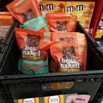 [QLD] Bear Naked Granola - Almond or Cashew Butter 360gram $1.25 @ Coles (Newport)