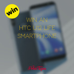Win An HTC U12 Life Smartphone from Prize Topia