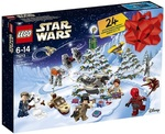 Lego Star Wars Advent Calendar (+ Bonus Lego DJ Minifigure) - $25 + Delivery @ Mighty Ape