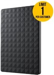 Seagate 2TB External Hard Drive $67 C&C (Or + Delivery) @ JW Computers