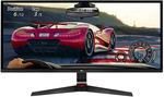 "LG 34"" Ultrawide IPS Monitor, 21:9 / 2560x1080, 75hz Freesync, 5ms $349 + Postage @ Kogan"