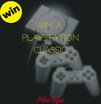 Win A PlayStation Classic from Prizetopia