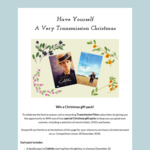 Win a Movie and Book pack from Transmission Films