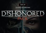 [PC] Steam - Dishonored Pack (Dishonored 1 and Dishonored 2) - $20.99 AUD @ Fanatical