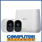 NetGear Arlo Pro (2 Cameras) Smart Home Security $329.10 Delivered ($314.10 with eBay Plus) @ Computer Alliance eBay