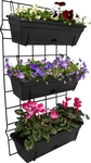 [QLD] Whites Outdoor 3 Pot Vertical Garden Set $18 (Was $54) @ Bunnings