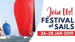 Win 1 of 5 Double Passes to The Festival of Sails Event in Geelong on 26 - 28 January from The Geelong Advertiser [No Travel]