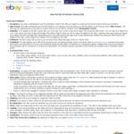 Free $20 eBay Voucher ($100 Min Spend) with eBay Plus Free 30 Day Trial (Cancel March 4 to Retain Voucher)