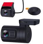 Blueskysea Mini 0906 Dual 1080P Lens Car Dash Camera Sony IMX291 Loop Recording $119.33 Delivered @ Bobstoresafeway eBay