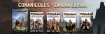 [PC] Steam: Conan Exiles - Deluxe Edition $59.97 AUD 40% off