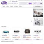 [Refurb] BenQ W1700 or TK800 4K Projectors (12 Months Warranty) - $1100 + $15 Freight (Free Pickup NSW) @ BenQ