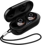 OVEVO Q65 IPX7 TWS Bluetooth 5.0 Earphones w/ 2600mAh Charging Case $29.99 US (~$42.14 AU) Delivered @ GeekBuying