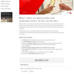 Up to 40% off Qantas Club Membership - 4 Day Sale