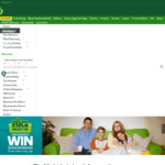 Win 1 of 49 Party or Play Packages Worth Up to $8,885 from Woolworths [With Purchase]