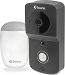 Swann Smart Wireless Video Doorbell Kit with Chime Unit $131 (Was $198) @ Bunnings