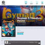 [PC] UPlay - E3 sale e.g. Rayman 2/3/Raving Rabbids - $2.55 AUD or Anno 1602/1701 - $3.49 AUD - Ubi Store