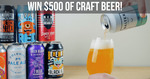 Win $500 of Craft Beer from Beer Cartel