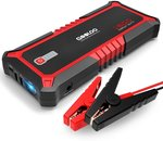 GOOLOO 1500A Peak SuperSafe Car Jump Starter QC 3.0 Auto Booster Power Pack, PD 15W USB Type-C $99.99 Delivered @ Amazon AU