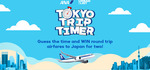 Win Round Trip Air Nippon Airfares from Perth to Japan for Two from JNTO [WA Only]
