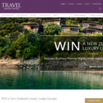 Win a New Zealand Luxury Lodge Escape for 2 Worth $10,000 from Flight Centre