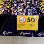 Cadbury Giant Freddo 35g $0.50 @ Coles