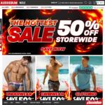 50% off Storewide at aussieBum