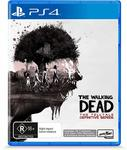[XB1/PS4] The Walking Dead: The Telltale Definitive Series $53.99 Delivered @ Amazon AU
