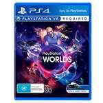 [PS4] VR Worlds $5 @ Target